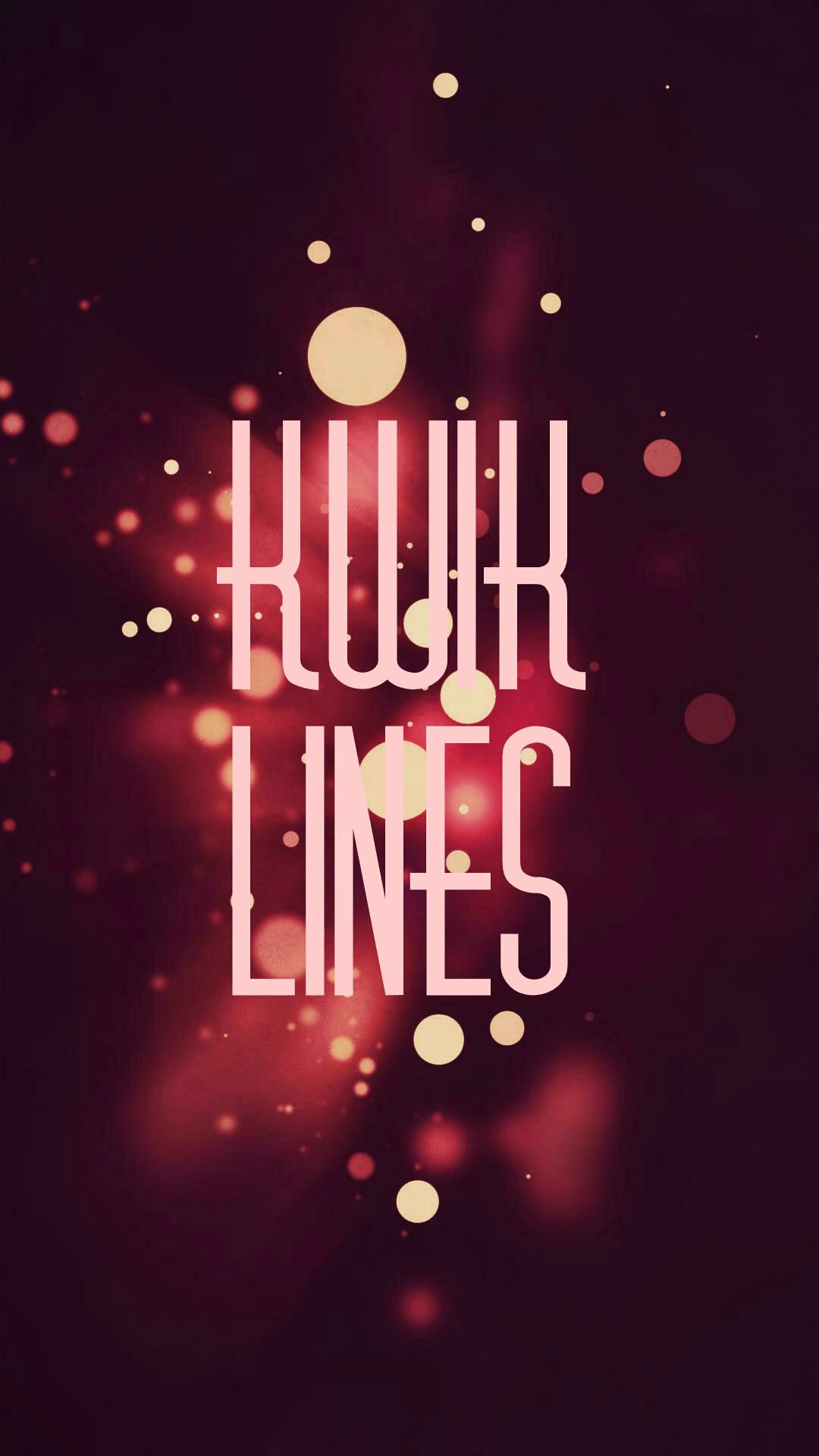KwiK LineS